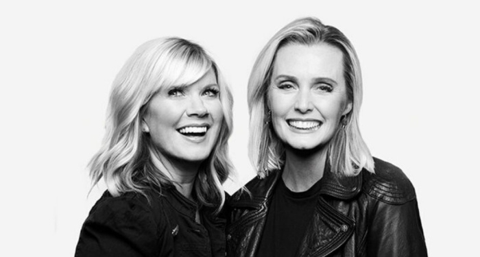 Natalie Grant and Charlotte Gambill Announce Upcoming Book