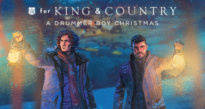 for KING & COUNTRY Announces 2021 Christmas Tour