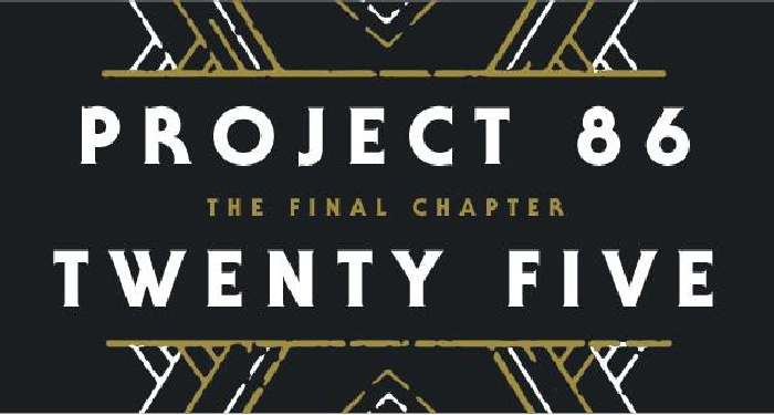 Project 86 Launch Crowdfunding Campaign