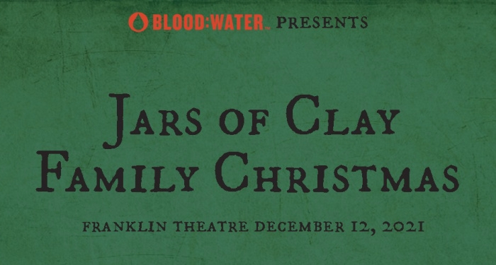 Jars of Clay Announces Family Christmas Concert