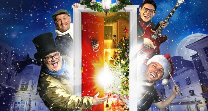 Sidewalk Prophets Announces Annual 'Great Big Family Christmas' Tour