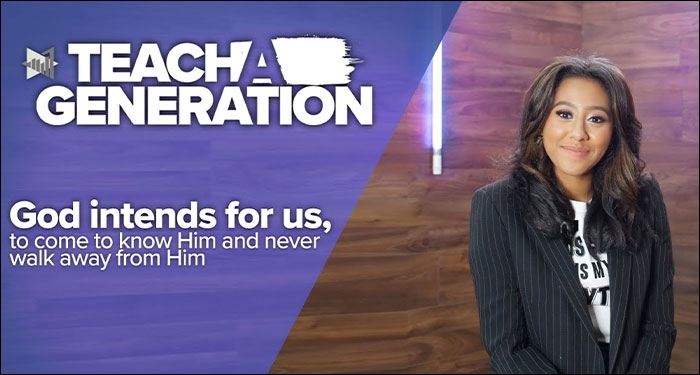 EXCLUSIVE VIDEO Teach A Generation With Maddie Rey Episode 2 Premieres