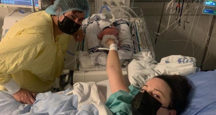 Manic Drive's Shawn Cavallo Announces Birth of His Second Son