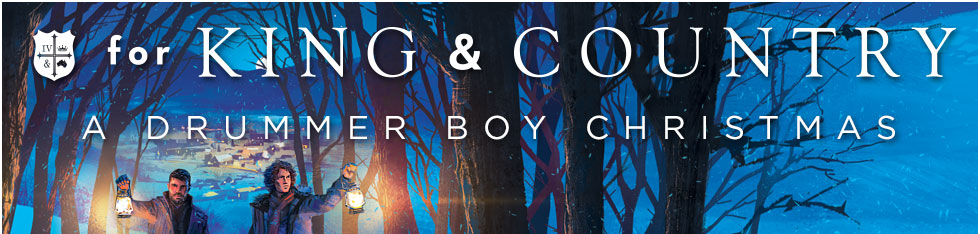 for KING & COUNTRY Christmas, Available Now