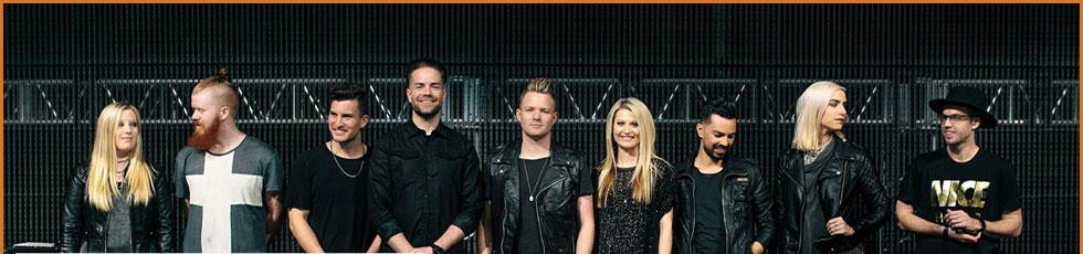 New Christian Music, Planetshakers